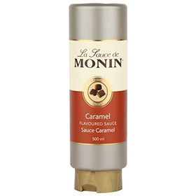 Monin Sauce - Caramel, 500ml Bottle