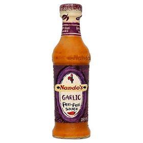 Nando's Garlic Peri Peri Sauce, 250g