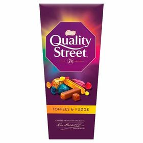 Nestle Quality Street Toffees & Fudge, 240g