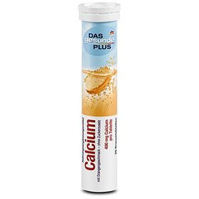 Das Gesunde Plus Calcium, 20 Tablets