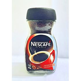Nescafe Classic Pure Soluble Coffee Jar (Imported), 100g