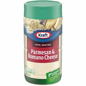 Kraft Grated Parmesan and Romano Cheese (227g)