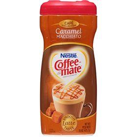 Nestle Coffee-Mate Coffee Creamer-Caramel Macchiato (425.2 g)