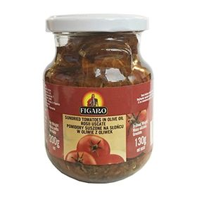 Figaro Sundried Tomato in Olive Oil, 200g