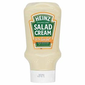 Heinz Salad Cream, 30% Less Fat 415g