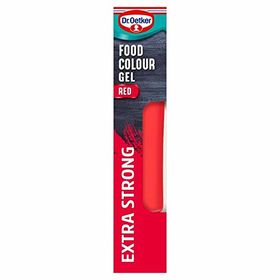 Dr. Oetker Food Colour Gel (Red, 15 g) - Pack of 2
