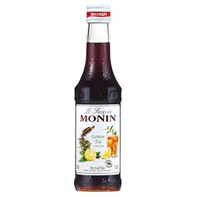 Monin Lemon Tea Syrup, 250ml