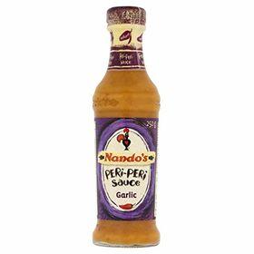 Nando's Garlic Peri Peri Sauce, 250ml