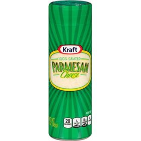 Kraft Grated Parmesan Cheese - 85 g