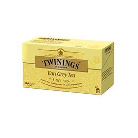 Twinings Earl Grey Tea, 25 Tea Bags - 50g