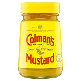 Colman's Original English Mustard, 100g - Pack of 2