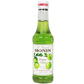 Monin Green Apple Syrup, 250ml