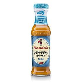 Nando's Mild Peri Peri Sauce, 250ml
