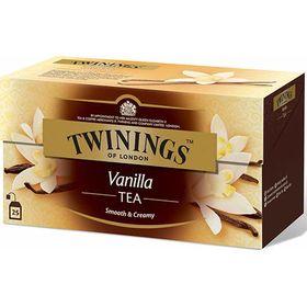 Twinings Vanilla Tea 25 Tea Bags, 50g