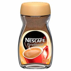 Nescafe Fine Blend Coffee Mild, 100g