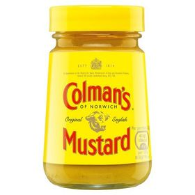 Colman's Mustard Original English, 100g