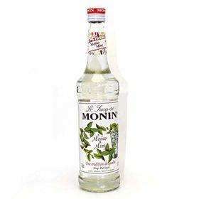 Monin Mojito Mint Syrup, 1Ltr
