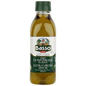 Basso Olive Oil Extra Virgin, 500ml