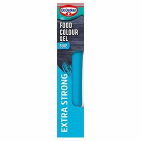 Dr Oetker Food Colour Gel (Blue), 15g - Pack of 2