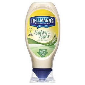 Hellmann's Lighter Than Light Mayonnaise, 430ml