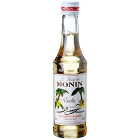 Monin Vanilla Syrup, 250ml