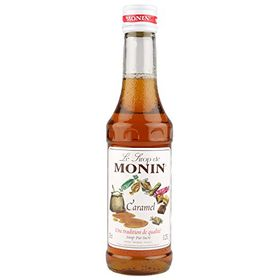 Monin Caramel Syrup, 250ml