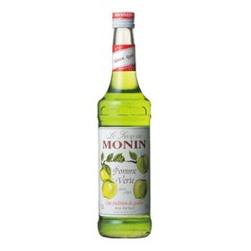 Monin Green Apple Syrup, 700ml