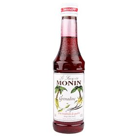 Monin Grenadine Syrup, 250ml