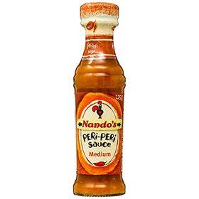 Nando's Medium Peri Sauce, 125g