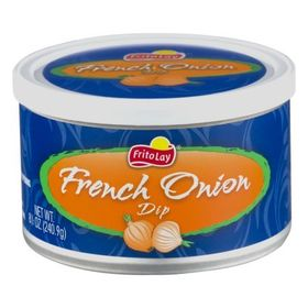 Fritolay French Onion Dip, 8.5 oz.(240.9g)