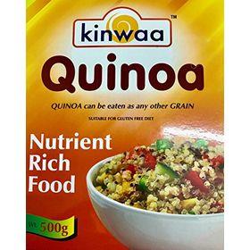 White Quinoa Gluten Free - 500 GMS
