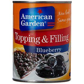 American Garden Blueberry Pie Filling, 595g