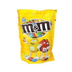 m&m's Milk Chocolate Covered With Peanut in sugar shell 165 Grams