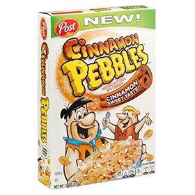 Cinnamon Pebbles Cereal, 311gms
