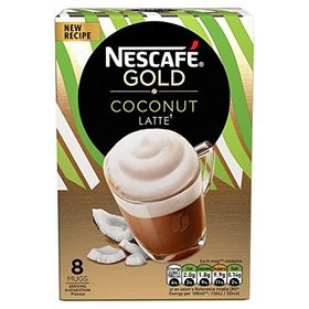 Nescafe Gold Coconut+Latte, 148g