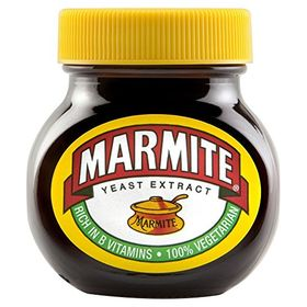 Marmite Original Yeast Extract 125g (Pack of2)