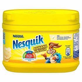Nestle Nesquik Banana Milkshake Mix 300g