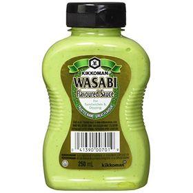 Kikkoman Wasabi Sauce, 262g