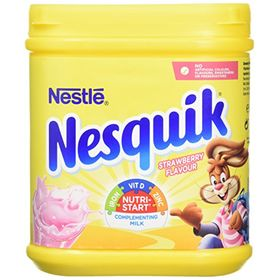 Nestle Nesquik Strawberry Flavour - 500 Grams