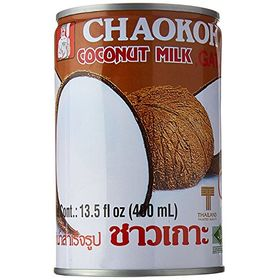 Chaokoh Coconut Milk (400ml) - Pack of 2