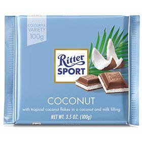 Ritter Sport Coconut 100gms