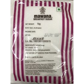 MAWANA Breakfast Sugar, 1kg