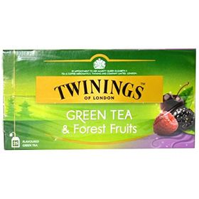 Twinings Green Tea & Forest Fruits 25 Tea Bags, 37.5g