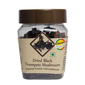 Borde Black Trumpets Mushrooms, 15g