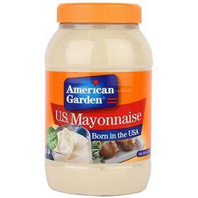American Garden U.S. Mayonnaise, 887ml (Expiry October 2020)