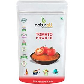 B Naturall Tomato Powder Ready to Use ( Tangy, Spray-Dried & Delicious ) - 500 GM by B Naturall
