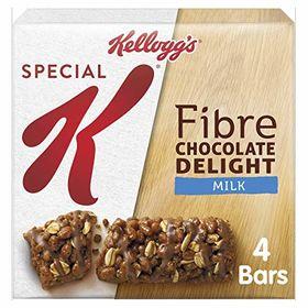 Kellogg's Special K Chocolate Delight Milk Cereal Bars 4*24g, 96g