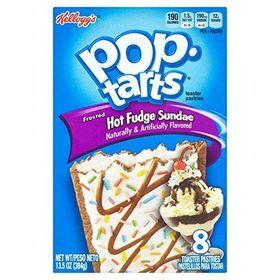 Kellogg's Pop Tarts Hot Fudge, 384g