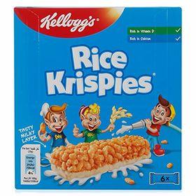 Kellogg's Bar Rice Krispies, 120 g