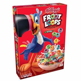 Kellogg's Cereal Froot Loops, 246g